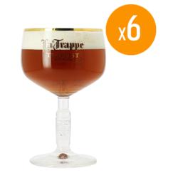 Beer glasses - Pack de 6 verres La Trappe