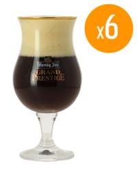Bierglazen - Pack de 6 Verres Hertog Jan Grand Prestige - 25 cl