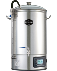 Brewing Accessories - BrewMonk All-in-One 30-litre Home Brewing system