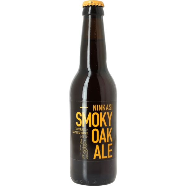 Ninkasi Smoky Oak Ale