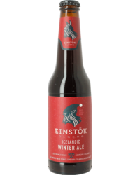 Bottled beer - Einstok Winter Ale