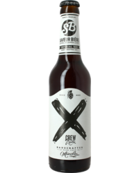 Bottled beer - Crew Republic X Imperial Red Ale