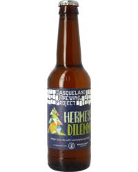 Flaschen Bier - Hermey's Dilemma