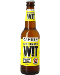 Bottled beer - Camden Gentleman's Wit
