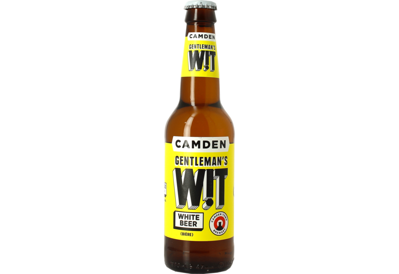 Flessen - Camden Gentleman's Wit