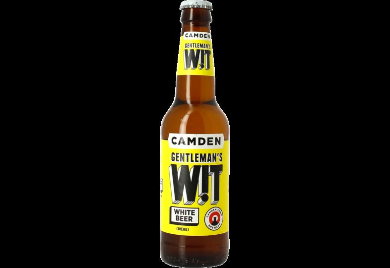 Bottled beer - Camden Gentleman's Wit
