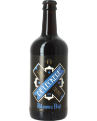 Bottled beer - De Leckere Blauwe Bijl