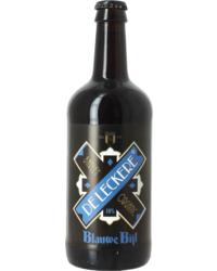 Bottled beer - De Leckere Blauwe Bijl
