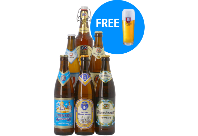 Beer Collections - Oktoberfest Pack