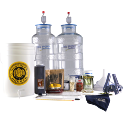 All-Grain Beer Kit - Complete DELUXE Northern Brewer brewing kit featuring Big Mouth Bubbler