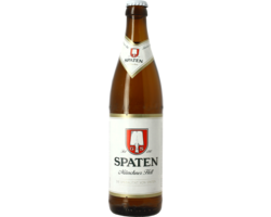 Bottled beer - Spaten Münchner Hell