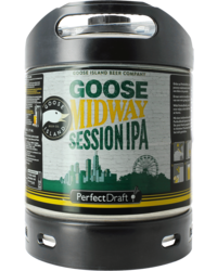 Kegs - Goose Midway Session IPA PerfectDraft 6-litre Keg