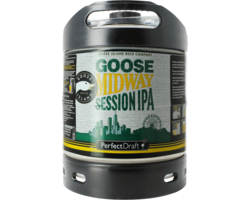 Tapvaten - Goose Midway Session IPA PerfectDraft 6L Vat