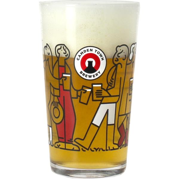 Bicchiere Camden Town - 25 cl
