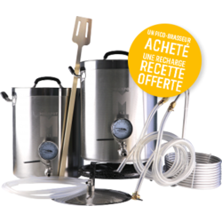 Brewer s accessories - Complete brewery setting: The Pico Brewer