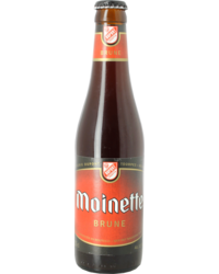 Bottled beer - Moinette Brune