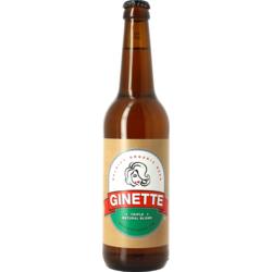 Flaschen Bier - Ginette Natural Triple Bio - 50 cl