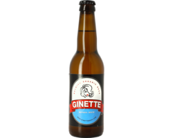 Bottiglie - Ginette Natural White Bio