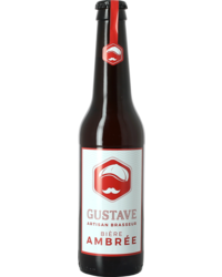 Bottled beer - Gustave Ambrée