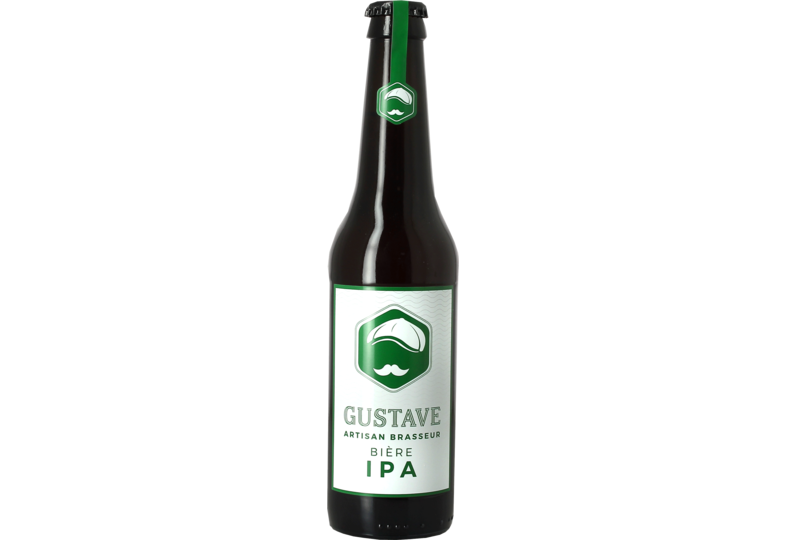 Bouteilles - Gustave IPA