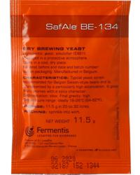 Levures pour fermentation - Levure Safale BE-134 11g