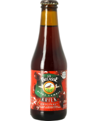 Bottled beer - La Bécasse Kriek