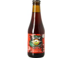 Bottled beer - La Bécasse Kriek