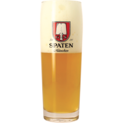Beer glasses - Glass Spaten - 50 cl