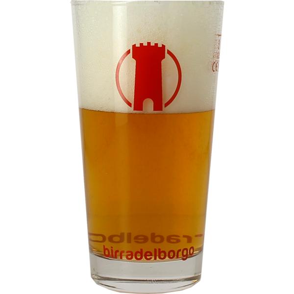 Bicchiere Birra Del Borgo - 33 cl