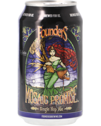 Flessen - Founders Mosaic Promise