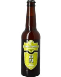 Bottled beer - Cromarty AKA IPA