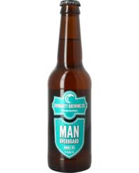 Bottled beer - Cromarty Man Overboard