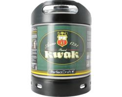 Fusti di birra - Fusto Kwak PerfectDraft 6 L