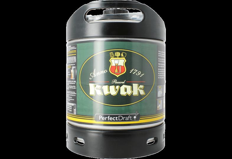 Bier Tapvatjes - Kwak PerfectDraft Vat 6L