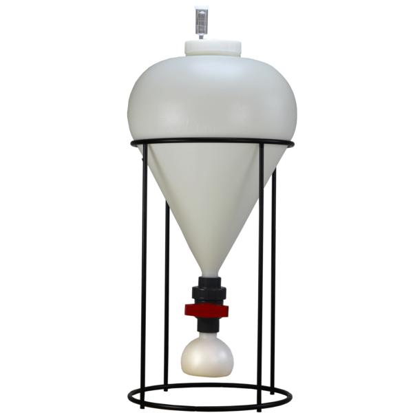 FastFerment 53-litre (14 gal US) Conical fermentation tank
