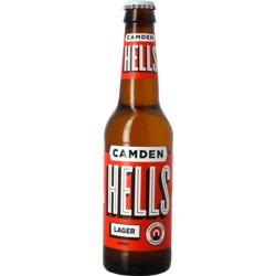 Bouteilles - Camden Hells Lager