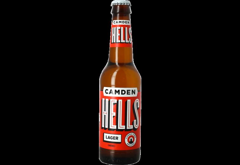 Flessen - Camden Hells Lager