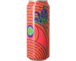 Bottled beer - Omnipollo Mango Milkshake IPA