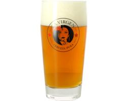 Biergläser - Verre La Virgen - 33 cl