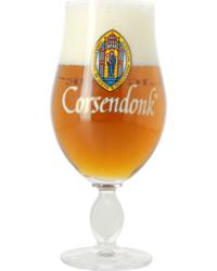 Verres à bière - Verre Corsendonk gravé