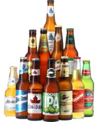 Bier packs - Wereldbier collectie