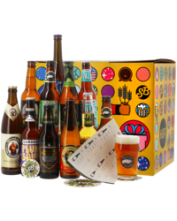 Bier packs - Wereldbier collectie - 11 stuks