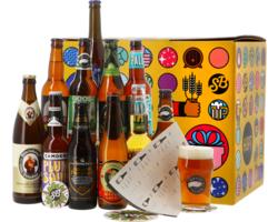 Bier packs - Wereldbier collectie - 12 stuks