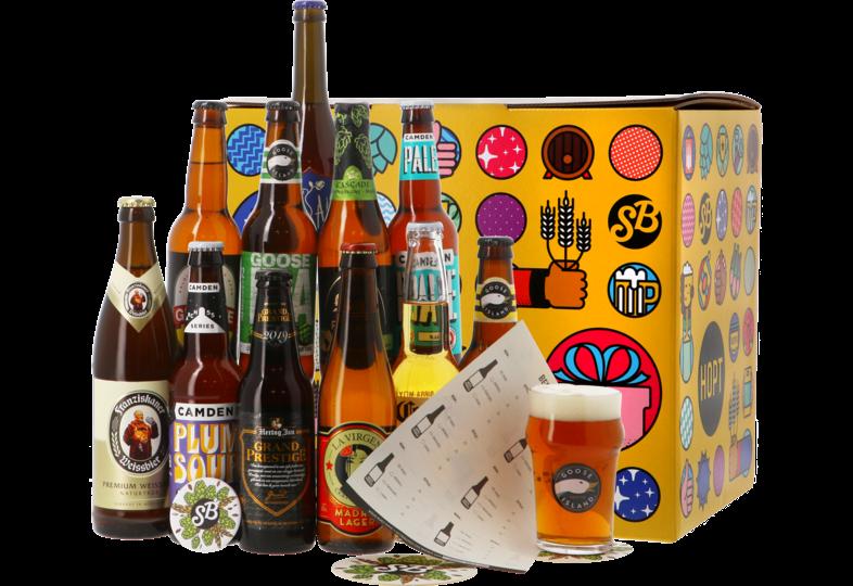 Cofanetti di birra artigianale - Birre del Mondo