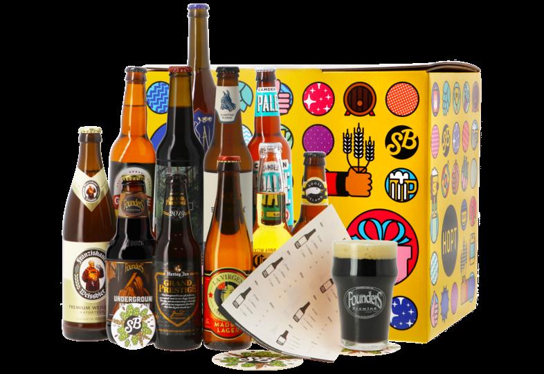 Bierpakketten - Wereldbier collectie - 12 stuks