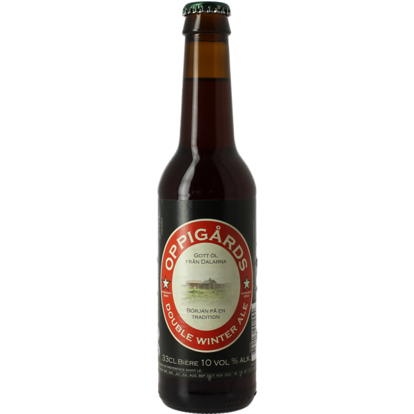 Oppigårds Double Winter Ale