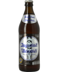 Bottiglie - Augustiner Weissbier