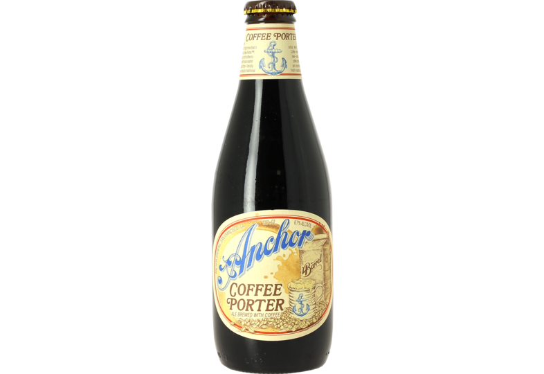 Flaschen Bier -  Anchor Coffee Porter