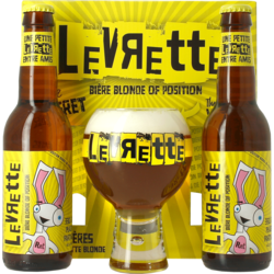 Gifts - Gift Pack Levrette Blonde
