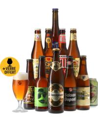 Coffrets Saveur Bière - Coffret Bières Blondes